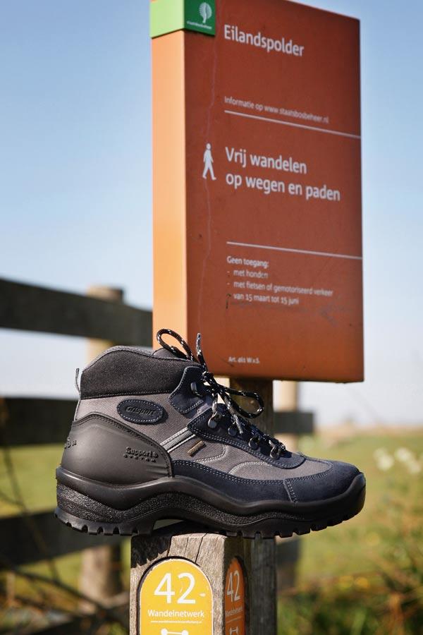 wandelschoenen bij Stocks